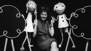 Jane Phillips, the Cardiff Puppet Theatre