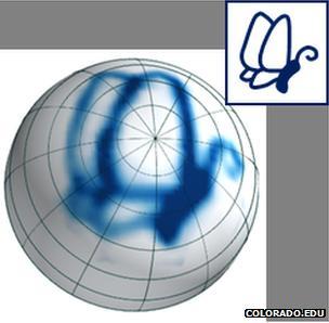 Scientists make bug eye camera bbc news image ccuart Gallery