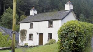 Mark Bridger's home