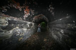 Tunnel on the South Yorkshire navigation