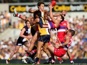 Australian Football League match