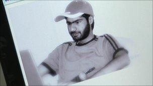 Ali Abdulimam the 'Bahraini Blogger'