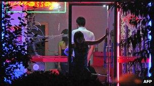 Chinese offering sex in beijing