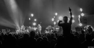 Black Keys concert