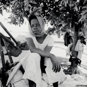 Sidi woman
