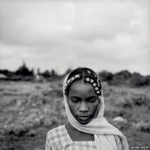 A Sidi woman