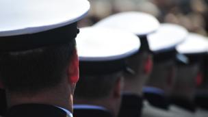 Members of the Polish Navy