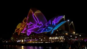 Sydney Opera House, 28 May
