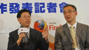 Foxconn and Mozilla announce tie-up