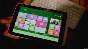 Acer Iconia W