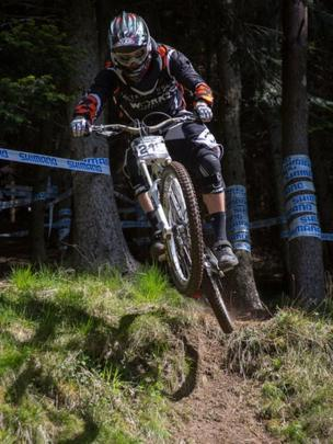 Innerleithen mountain biking