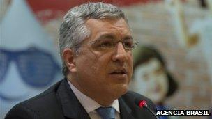 Alexandre Padilha, Brazilian Health Minister