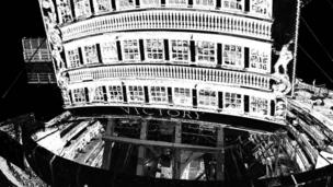 HMS Victory scan