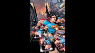 Superman artwork