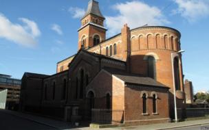 Halle St Peter's