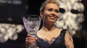Ekaterina Scherbachenko, 2009