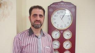 Dr Sameh Otri