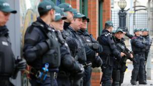 Security in Belfast
