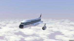 Intercity Vertical-Lift Aircraft