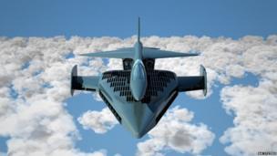 Fighter Jet Take-Off Platform