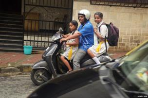 India middle class family