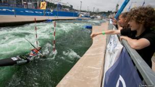 ICF 2013 Canoe Slalom World Cup