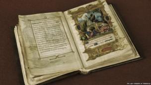 Herries Book of Hours By kind permission of The Lady Herries of Terregles