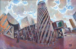 Stephen Campbell – The Lowry Centre, Salford