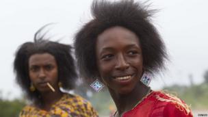 Fulani herdsmen in Niger state, Nigeria - Sunday 23 June 2013