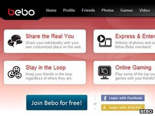 bebo social network sold to founder for 1m bbc news