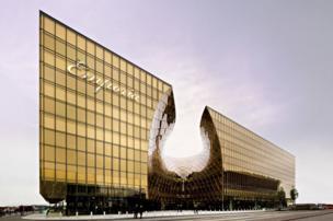 Emporia retail space, Hyllie, Malmö, Sweden