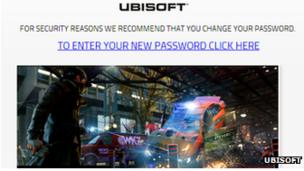 ubisoft account hacked 2018 email