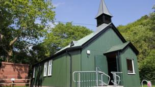 Neuadd eglwys