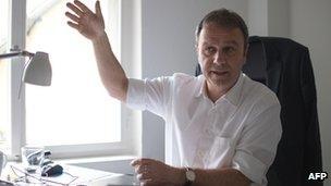 Auticon director Dirk Mueller-Remus