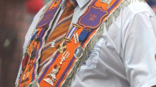 The Orange Order has re-branded the 12 July celebrations as 'Orangefest', calling it a day of fun and celebration.