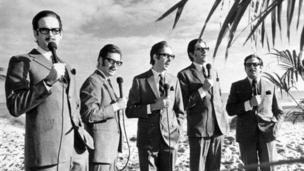 Monty Python parody Whicker's World