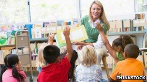 school/childcare setting