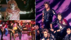 Toyah, UB40 and Duran Duran