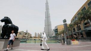 File photo of Dubai