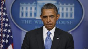 President Obama commenting on the Trayvon Martin killing, 19 July 2013