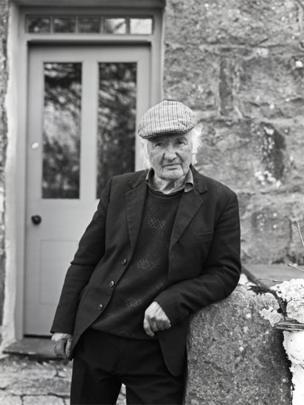 Gerald, from Quiet Heroes, 2012 © Ken Griffiths