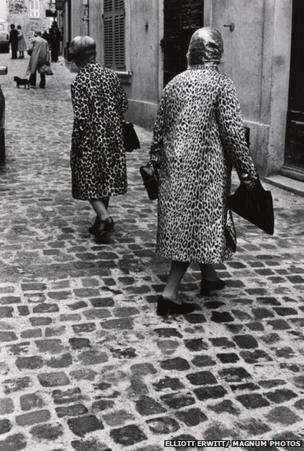 Two women in Saint-Tropez, 1979