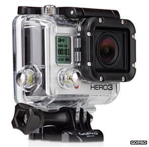 Hero3 camera
