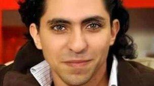 Raef Badawi was facing a possible death sentence for apostasy