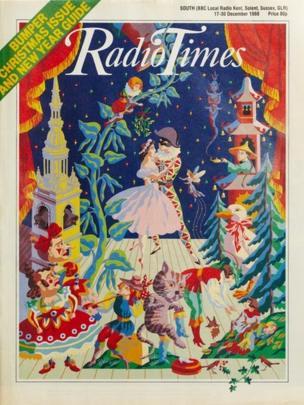 Christmas bestseller, 17 December 1988