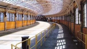 Weymss Bay train station