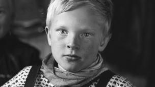 """""""Children of Reindeer"""" shows Mikael Ánde who belongs to a tribe of reindeer herders."""