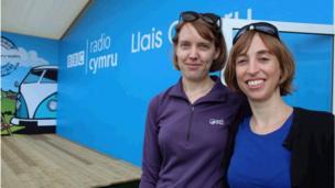 Lynette Lane o Huddersfield a Keren Goodblatt o Boston, Unol Daleithiau.