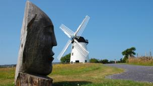 Llynnon Mill on Anglesey,
