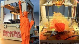 3D printing failures shared online - BBC News